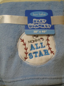Baby Boy All Star Blanket