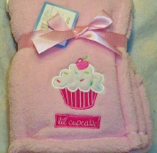 Lil Cupcake Baby Blanket