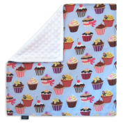 Cupcake Cuddle Blanket