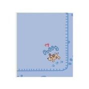 Koala Baby 2-ply Embroidered Fleece Blanket - Puppy
