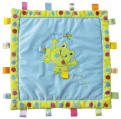 Taggies Cosy Blanket, Spotty Frog