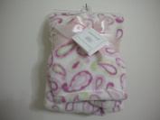 Babygear Girls Super Soft Baby Blanket
