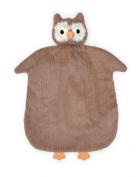 Apple Park Picnic Pal Organic Blankie, Owl, 38.1cm x 30.5cm