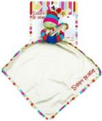 Stripy Horse Comfort Blanket