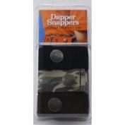 Dapper Snapper Baby & Toddler Adjustable Belt 3 Pack ~ Navy, Gator Camo & Chocolate