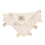 Baby Sense Taglet Baby Comforter - Stone