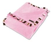 Best Seller Maya Velour Ruffle Blanket