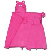 Stephen Joseph Kids Hooded Blanket - Cat