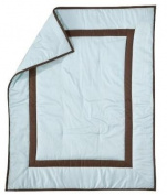 Luxe Luxury Quilt Green Comforter