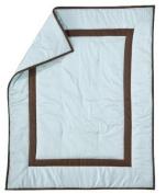 Luxe Luxury Quilt Green Comforter
