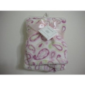 Girls Super Soft Babygear Blanket