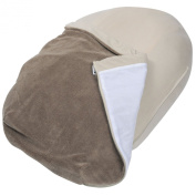 Candide Baby Group Sleepyrelax Blanket, Taupe/Light Brown