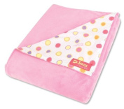 Dr. Seuss Pink Oh, the Places You'll Go! Blanket