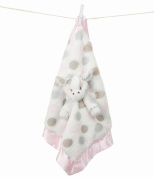 Little g Blanky, by Little Giraffe - Luxe Dot, Pink