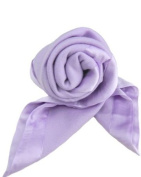 Pure Cashmere Baby Blanket Light Lavender 3 Ply