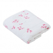 Auggie Everyday Baby Blanket, Pretty in Pink