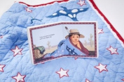 Divine Baby DB-B10003 Native American Boy Blanket