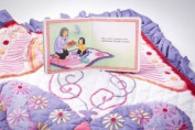 Divine Baby DB-B10004 Asian Girl Blanket