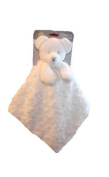 White Rossetta Nunu Bear Security Blanket