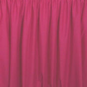 Extra Long 53.3cm Cribskirt, Crib Dust Ruffle Colour