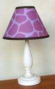 Lamp Shade for Safari Baby Bedding Set By Sisi