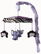 Musical Mobile for Safari Baby Bedding Set