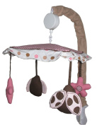Musical Mobile for Lady Bug Baby Bedding Set By Sisi