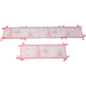 Disney Princess Traditional Padded Bumper, Happily Ever After