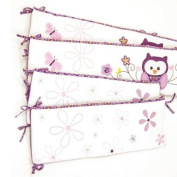 Plum Owl Meadow Bumper