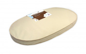 Naturepedic No Compromise Organic Cotton Oval Ultra Mini Pad