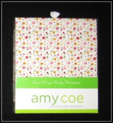 Amy Coe Bloom Fitted Crib Sheet