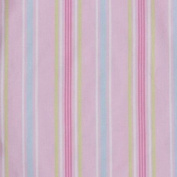 Circo Crib Sheet - Pink Stripe