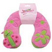Baby Essentials Neck Support-Pink Butterfly