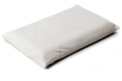 Clevamama ClevaFoam Toddler Pillow, Cream