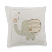 Nature's Purest Sleepy Safari Decorative Pillow