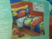 Disney Cars 2 Piece Toddler Sheet Set *Luigi, Mcqueen, Mater, Guido*