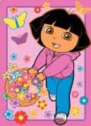 Dora Basket of Flowers Toddler Set