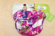 Speedo Pink UV Swim Nappy - Small