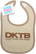 Baby bib - DKTB Tan Bib