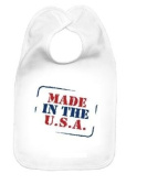 Made in the U.S.A. Bib