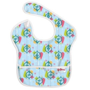 Dr. Seuss Grinch Blue Super Bib
