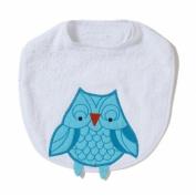 Owl Funny Friends Bib by The Little Acorn