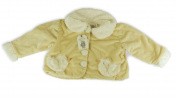 Fuzzy Wear Chick Jacket, Yellow, 12-18 Months