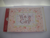 It's A Girl Announcements with Scripture
