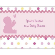 Tickled Pink Invitations