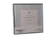 Impressit 25 Baby Blue Printable Shower Invitations/Birth Announcements 14cm