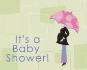 Shower My Baby A Invitation - Modern Mum