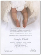 From Heaven Above Baby Shower Invitations - Set of 20