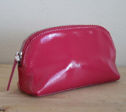 Genuine Patent Leather Make up Pouch, Clutch