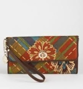 Spartina 449 LLC Gracie Clutch - Daufuskie Island New Linen 8400